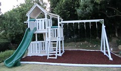 IMG_1104 (Swing Set Solutions) Tags: set play swings vinyl slide structure swing solutions playset polyvinyl