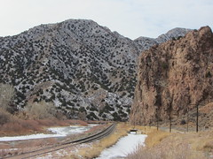 Where the Gorge Ends (Patricia Henschen) Tags: arkansasriver canoncitycolorado royalgorge usroute50