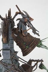 Skaven Grey Seer and Screaming Bell (revolution8) Tags: grey rat bell warhammer screaming ogre seer skaven greyseer screamingbell