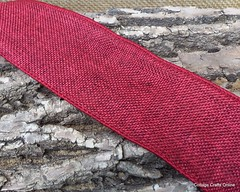 "Solitude Red 2 1/2"" Wired Ribbon Offray (CottageCraftsOnline) Tags: valentine valentines wiredribbon valentinesribbon"