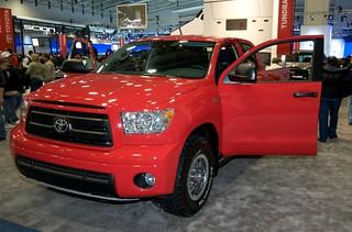 2013 Washington Auto Show - Upper Concourse - Toyota 8 by Judson Weinsheimer
