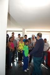 DSC_0509.JPG Administradores, instructores, personal e invitados recibieron la bendición del Párroco.