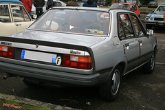 Renault 18 turbo 1980 01 (macadam67) Tags: auto show classic car sport french renault turbo 18 oldcar tuning vroom régie histomobile