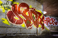 MUCH (TheLost&Found) Tags: street city light red urban baby detail art saint minnesota st matrix metal wall by train canon bench painting underground paul photography eos graffiti amazing king all natural image painted united devils gang cities minneapolis twin tunnel drain og explore kings crew tc 7d shock imaging much manhole graff uc shocker piece aerosol hm burner heavy exploration sewer mn infected pill freight crushers mucho akb urbex mols ibd benched benching artfinder thelostandfound
