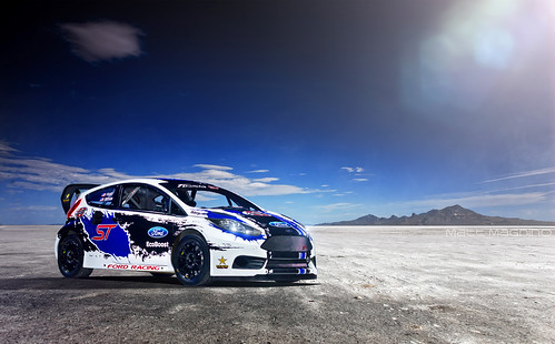Foust/Deegan Ford Fiesta ST GRC [Explored]