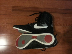Nike grecos 11.5 (Bald man clean) Tags: nike og grecos wrestlingshoes nikewrestling flickrandroidapp:filter=none