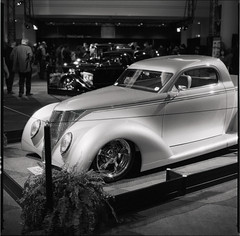 (nownownownow) Tags: auto show bw toronto 120 stock delta bronica epson medium format 28 3200 ilford sqa xtol 80mm v700 2013