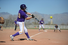 20_9383 (Joels Fastpitch Photos) Tags: arizona classic nova minnesota university state tucson bart msu ncaa robinson mavs mavericks mankato southeastern brittani 2013 leadoff dii