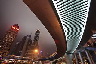 Shanghai shows off its curves  [Explore #1 - 02/19/13]
