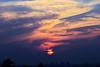374 - Sunset - It's time to go home   [Explored- Feb 20, 2013 #73] (ArvinderSP) Tags: sunset sky sun bird nature clouds nikon itstimetogohome d3100 arvindersp