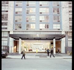 Light Apartments (Ryan M Long Photography) Tags: new york city nyc ny film do fuji it pro fujifilm medium format mf kit process press limited yourself folder fujinon ebc 80mm f35 c41 400h jobo gf670