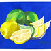 326. (1 of 4) Contemporary Still Life Oil Painting
