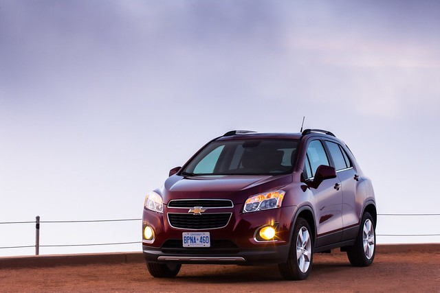 chevrolet trax smallsuv