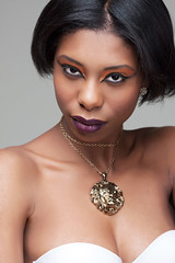 Abby (laurenashleyphoto) Tags: beauty fashion dc washington model egyptian editorial