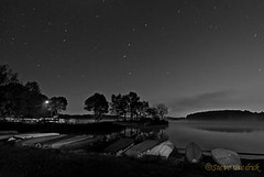 Sleeping Boats (sdfscuba) Tags: blackandwhite bw monochrome sunrise unitedstates pennsylvania lakes marshcreek downingtown
