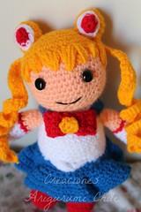 Sailor Moon Amigurumi Patron Gratis : The Worlds most recently posted photos of amigurumi and ...