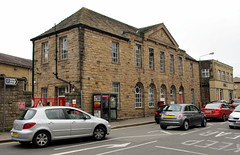 Former Post Office, Glossop (wandererjon) Tags: postoffice glossop sortingoffice