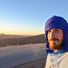 Sunset in the Anti-Atlas, Maroc