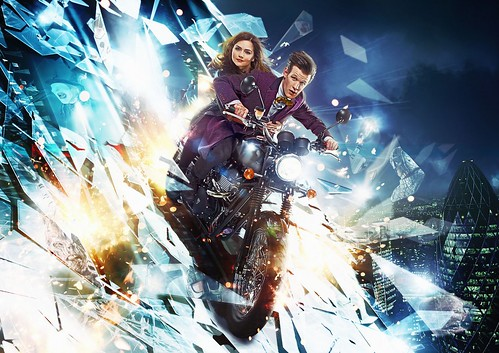 Doctor Who Series 7b BBC Promo Horizontal