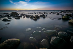 Long exposure (Richard Larssen) Tags: sunset sea seascape norway landscape norge rocks long exposure norwegen richard jren rogaland nex h varhaug 1018mm larssen emount nex6