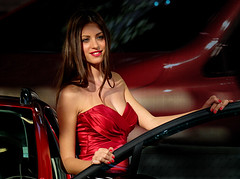 Model Motor Show -  2012 (Istrice1) Tags: italy photoshop lumix panasonic brescia motorshow beautifulgirl adf renaultclio cliogirl motorshowbologna istrice1 ringexcellence armandodomenicoferrari dblringexcellence tplringexcellence armandodomenicoferrariphotographer armandoferrarifotografo armandodomenicoferrarifotografo eltringexcellence motorshow2012 lumixpanasonictz20 modelllaauto motorshow2012bologna renaultclioandgirl