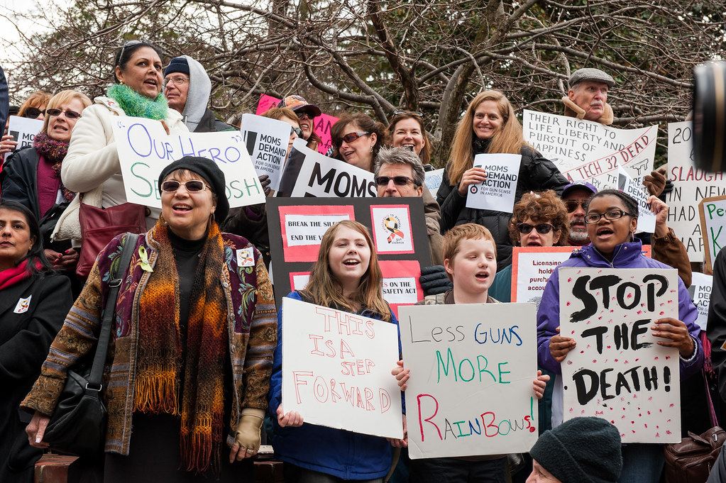Rally to Prevent Gun Violence by MDGovpics, on Flickr