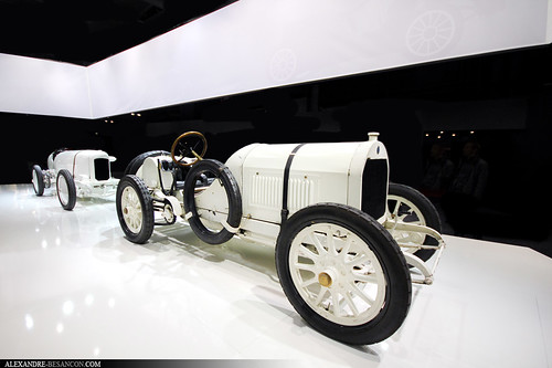 Benz Grand Prix 1908 and Blitzen Benz 1909