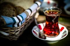 Breakfast at Ekol (Melissa Maples) Tags: food breakfast turkey 50mm restaurant nikon asia tea trkiye antalya nikkor afs   50mmf18g f18g d5100 ekolgurme