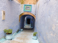 March 2 (KateInSpain13) Tags: africa door study morocco abroad chefchaoun