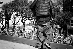 Loose (stephen cosh) Tags: life sanfrancisco california street city people blackandwhite bw sepia mono town candid streetphotography rangefinder reallife humancondition blackandwhitephotos 50mmsummilux blackwhitephotos leicam9 stephencosh leicammonochrom leicamm