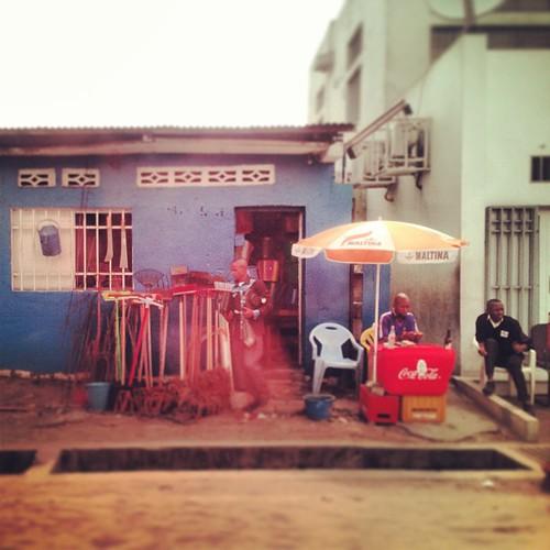 Streets of #Kinshasa
