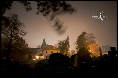 Sandy Blowing on Both Sides (inneriart) Tags: longexposure usa storm church wet rain night photography coast utah dangerous artist wind unique hurricane cemetary fineart creative documentary maryland saltlakecity american poweroutage emergency silverspring journalism eastcoast freelance unitedstateofamerica superstorm inneri hannahgalliinneri nikond300s photoshopcs5 inneriart innereyeart electriccal inneri wholehannah hurricanesandy inneriartcom