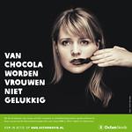 Van chocolade worden vrouwen niet gelukkig thumbnail