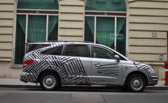 SsangYong Rodius 'Zebra Edition' (MauriceVanGestel Photography) Tags: auto city bus art cars car animal hungary stripes kunst budapest ciudad voiture h korean coche camouflage ugly zebra autos horrible rims attention magyar dier hu buda pest coches stad zebras yong hungarian dormer strepen magyarorszg ssangyong lelijk boedapest budapesthungary aandacht hongarije dakkapel zebrastripes velgen striping boeda ssang southkorean koreaans gedrocht rodius belvaros koreancar zebrastrepen hongaars zebracolors ssangyongrodius boedapesthongarije belvarosbudapest zuidkoreaans southkoreancar zuidkoreaanseauto koreaanseauto rodiuszebra ssangyongrodiuszebra zebrakleuren rodiusdakkapel ssangyongdormer zebraedition ssangyongzebra rodiusdormer ssangyongbudapest zebraopwielen ssangyongdakkapel