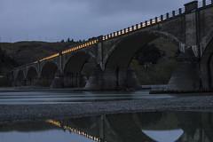 IMG_0670 (Kaimana27) Tags: bridge river humboldt headlights ferndale eelriver fernbridge