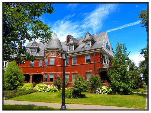 Buffalo (TX) United States  city images : Buffalo Ny ~ Matham Houses Historical by Onasill ~ Bill Badzo