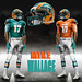 dolphins MIKE WALLACE 9