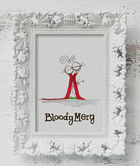 dracularaso  [gifts with thoughts] (saposaraso) Tags: monster illustration blood heart dracula bloody saposaraso