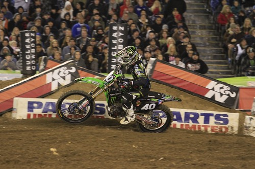 """San Diego SX Race • <a style=""""font-size:0.8em;"""" href=""""https://www.flickr.com/photos/89136799@N03/8568339931/"""" target=""""_blank"""">View on Flickr</a>"""