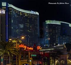 Aria Hotel Casino - Las Vegas - US (Gilberto Russo) Tags: travel night hotel lasvegas casino viagem noite gilberto aria russo gilbertorusso