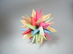 TUVWXYZ Star - Meenakshi Mukerji (Rui.Roda) Tags: star origami modular papiroflexia planar meenakshi mukerji tuvwxyz