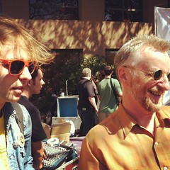 Sadler and Billy Bragg