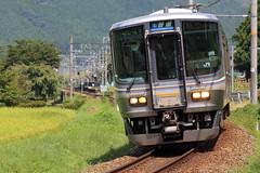 Local train (Teruhide Tomori) Tags: train railway japan jr railroad kyoto saninline    aseri local