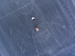 b-ballin' (-c2k-) Tags: schweiz switzerland isvicre basketball bball drone drohne dji phantom4 aerial luftaufnahme lightroom neuenhof