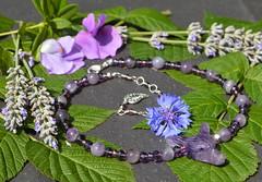 DSC_0140-1 (Chaumurky) Tags: jewelry jewellery bijoux fantasyjewelry wolf wolves wolfjewelry wolfnecklace semiprecious amethyst amethystnecklace amethystwolf loup collierloup