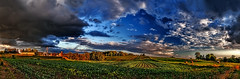 IMG_9298-02Ptzl1TBbLGE (ultravivid imaging) Tags: ultravividimaging ultra vivid imaging ultravivid colorful canon canon5dmk2 clouds stormclouds sunsetclouds rural fields farm scenic
