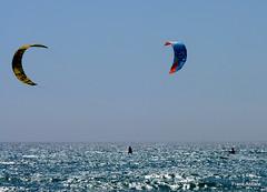 Kitesurf (Frank Abbate) Tags: kitesurf alimini otranto sport salento spring adriatic adriatico apulia italy puglia italia aquilone surf wind horizon orizzonte sea sky lecce kite