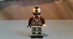 Lego The Dark Knight Rises: Bane (Libra Customs) Tags: bane dc comics dark knight lego batman rises thedarkknightrises dccomics legobane
