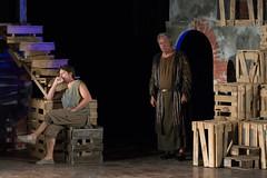160724_MilesGloriosus_161 (sergio_scarpellini) Tags: milesgloriosus plautusfestival plautus theater teatro sarsina plauto ettorebassi justinemattera corradotedeschi