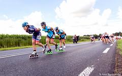 2016-07-30 EK Skeeleren Steenwijk (51a) (Peter Donderwinkel) Tags: ekskeeleren2016steenwijk inlineskating seniorladies junioraladies ek klimvansteenwijk schaatsennl kpn skeeleren outdoor sport event speed race canon